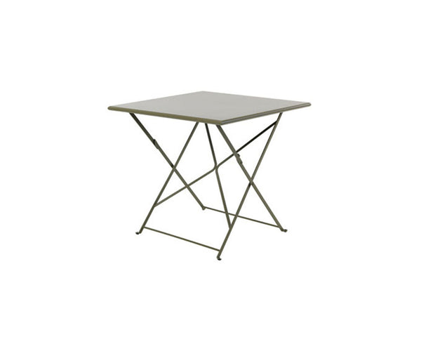 Flower Square Folding Table