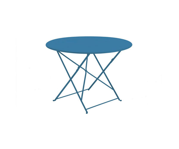 Flower 105 Round folding Table
