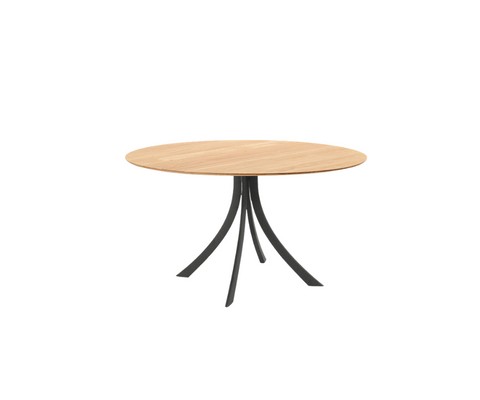 Falcata Round Dining Table