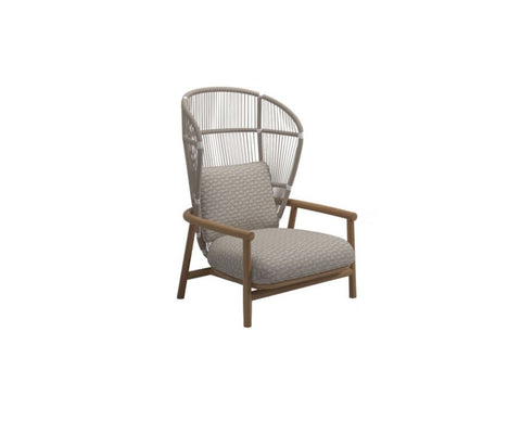 Fern Lounge Chair High Back