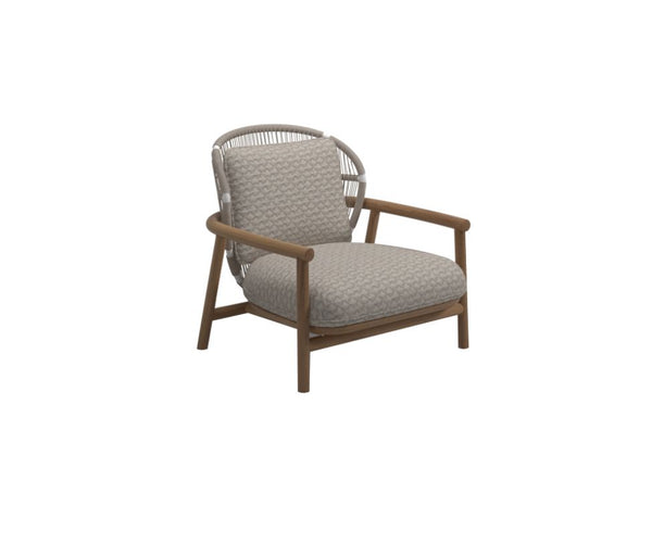 Fern Lounge Chair Low Back