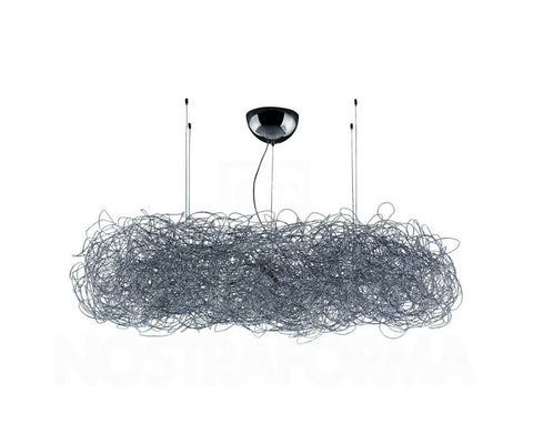 Fil de Fer Nuvola Suspension Lamp