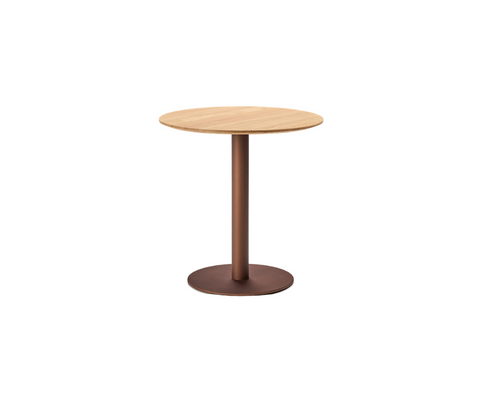Flamingo Dining Table Stand with Round Top