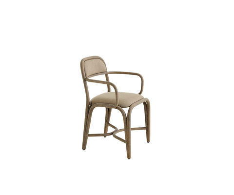 Fontal Upholstered Dining Armchair