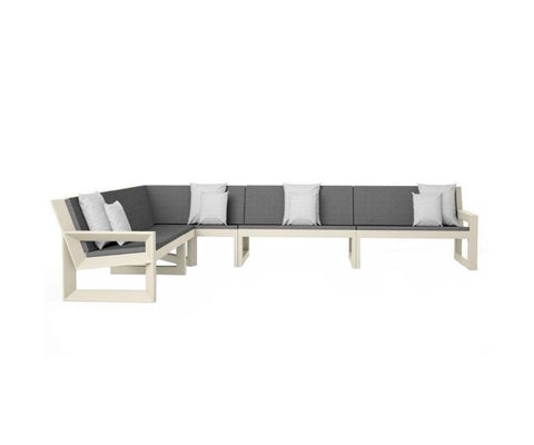 Frame Sectional Sofa