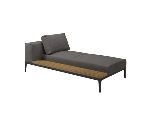 Grid Left Chaise