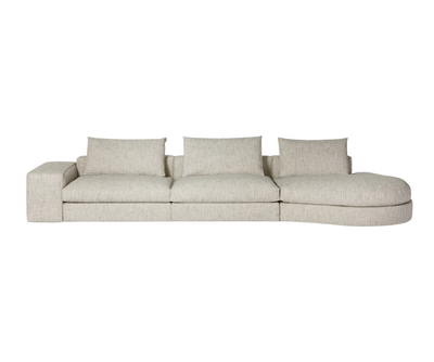 Hamptons Sofa Sectional Linteloo