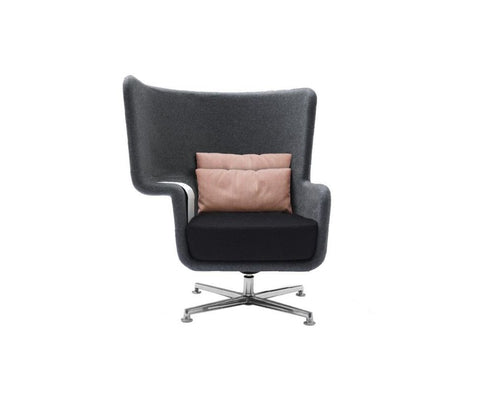 Hip Highback Armchair