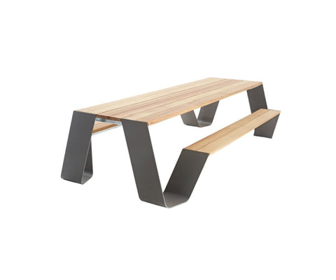 Hopper Outdoor Dining Picnic Table