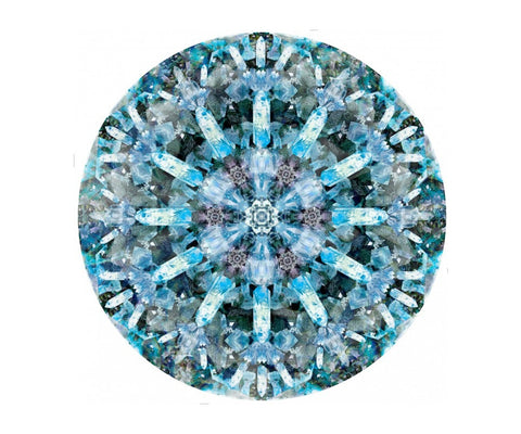 Crystal Ice Rug