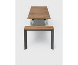 Nori Slatted Dining Table