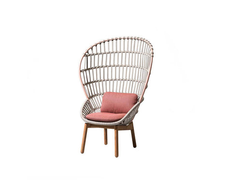 Cala High Back Armchair