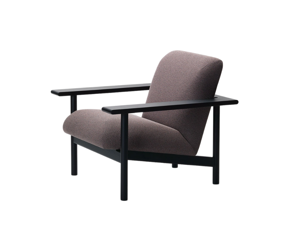 Kinoko Lounge Chair Zilio