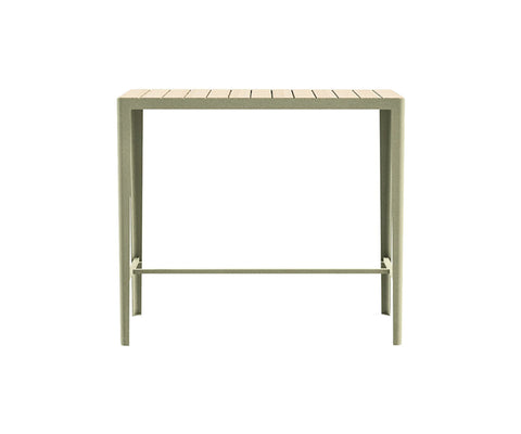 Laren Rectangular Bar Table