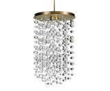 H2O Large Tall Chandelier
