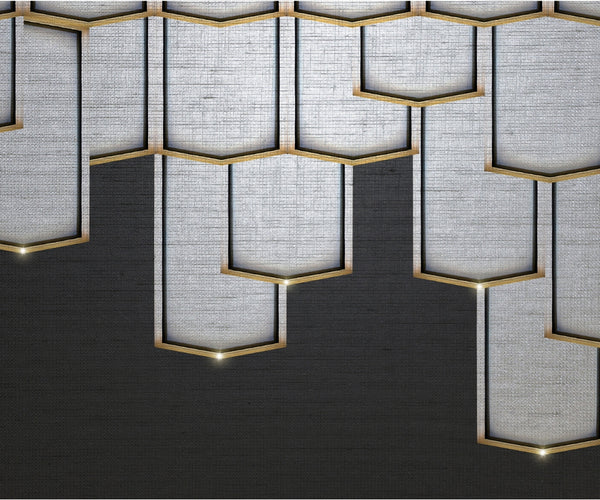 Lattice Systems LED Wallpaper