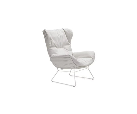 Leyasol Wingback Indoor/Outdoor Chair