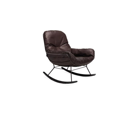 Leyasol indoor/Outdoor Rocking Lounge Chair