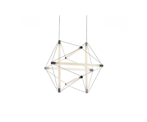 Light Structure Suspension Lamp