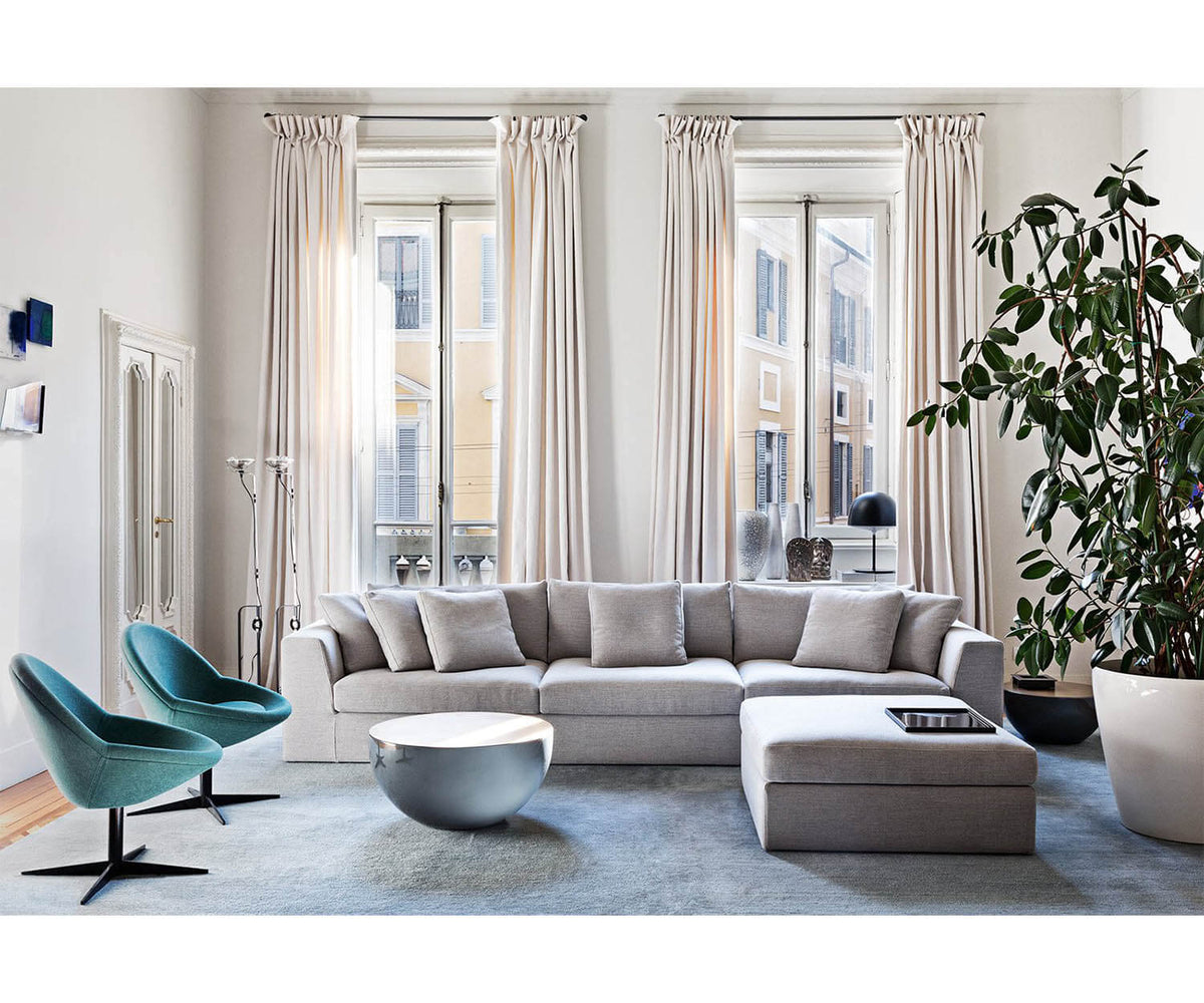 Louis Small Modular Sofa Meridiani