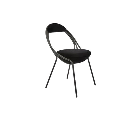 Musico Chair - Matte Black