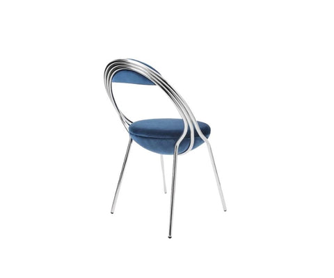 Musico Chair - Polished Chrome