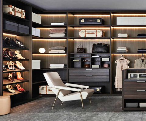 Gliss Master Walk-in Closet