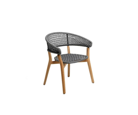 Moon Teak Dining Chair