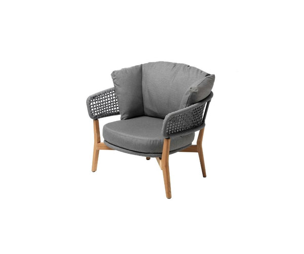 Moon Teak Living Armchair