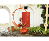 Tidelli 9020 - Pendulo Swing® Orange Frame