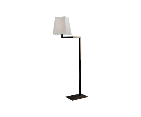 Quadra Floor Liseuse Lamp