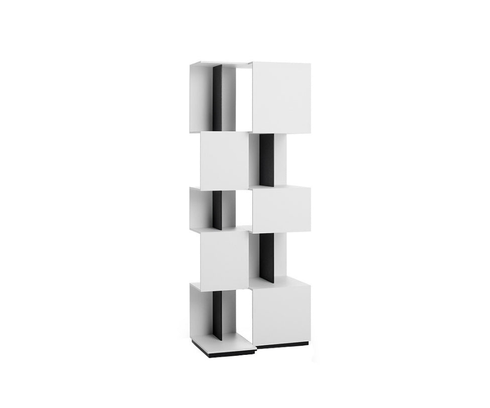 Qubit Bookcase MDF Italia