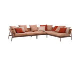 Piper Low Back Sectional Sofa