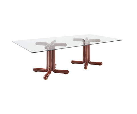 Tondo 2 Basi Dining Table