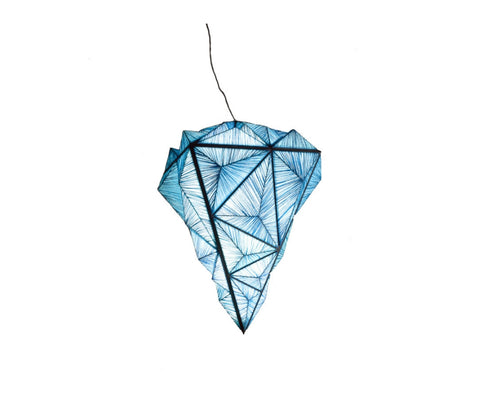 Zooid Diamond Pendant Light