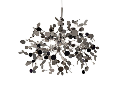 Argent Silver Cloud Suspension