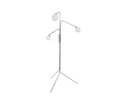 Array Opal Floor Lamp
