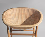Basket Club Chair