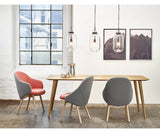 Ton Alba Chair Dinning Table