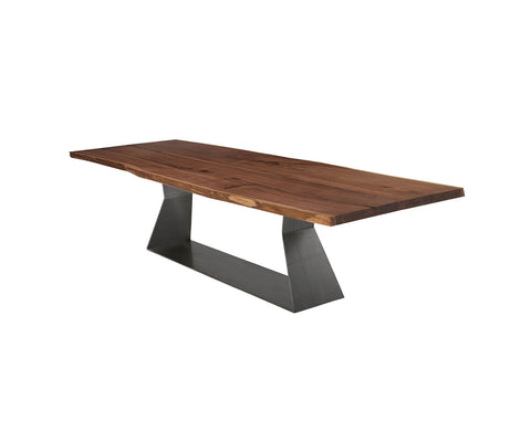 Bedrock Plank C Dining Table