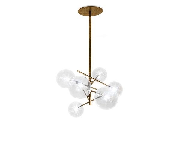 Bolle Suspended Lamp