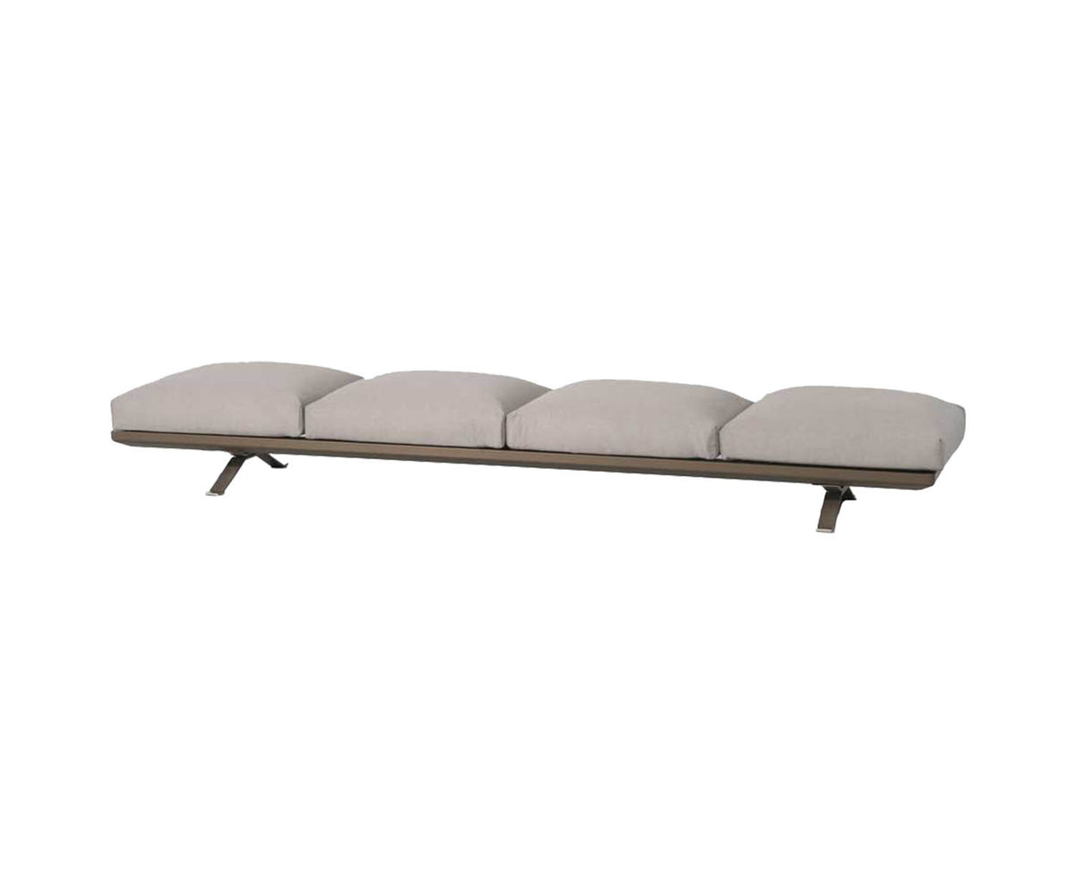 Boma 4-Seater Bench Kettal