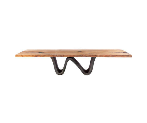 Kauri Bree E Onda Dining Table
