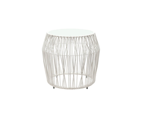 Calyx End Table