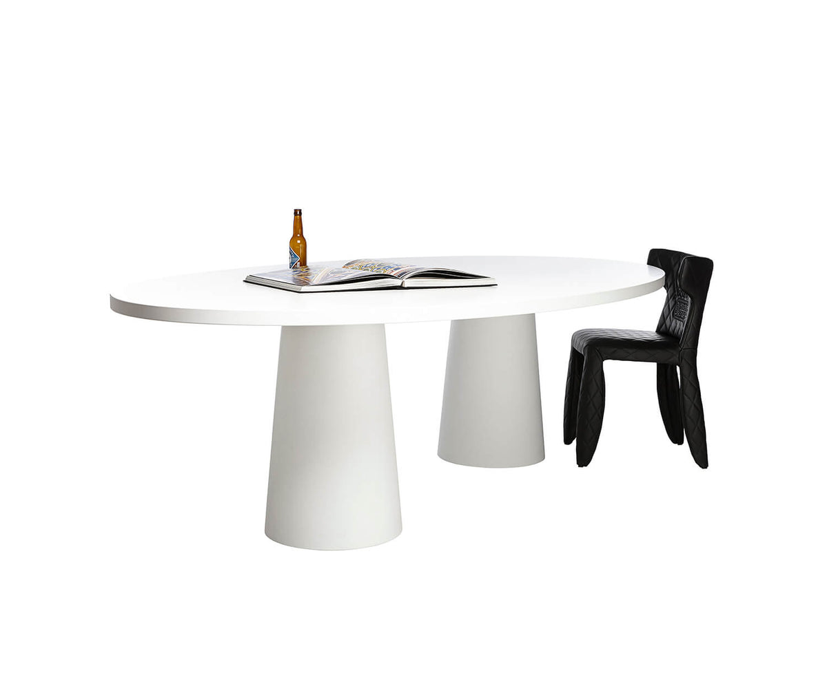 Container Oval Table Moooi