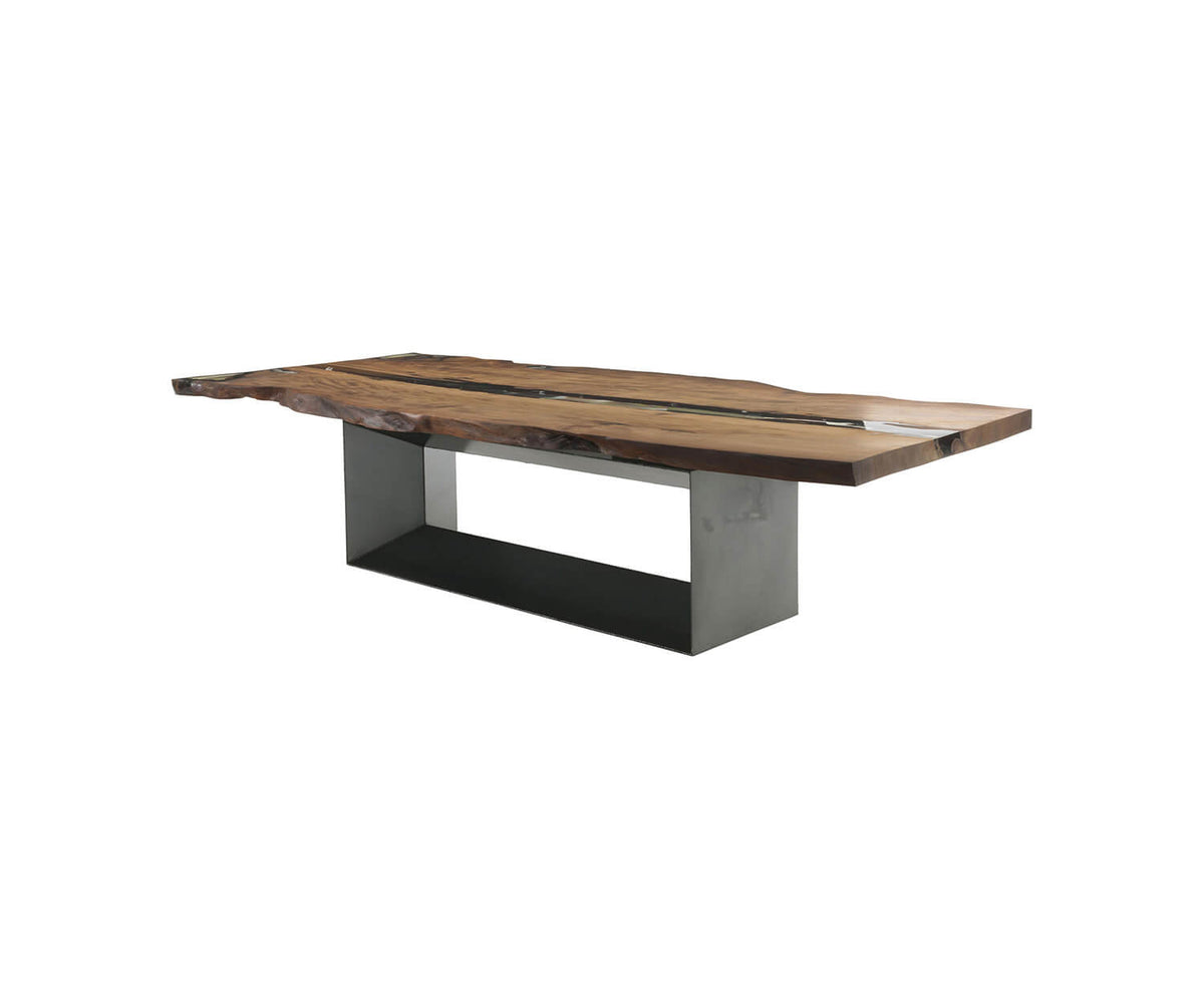 Kauri Cube Dining Table