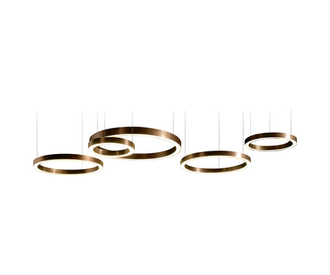 Light Ring Horizontal Suspension