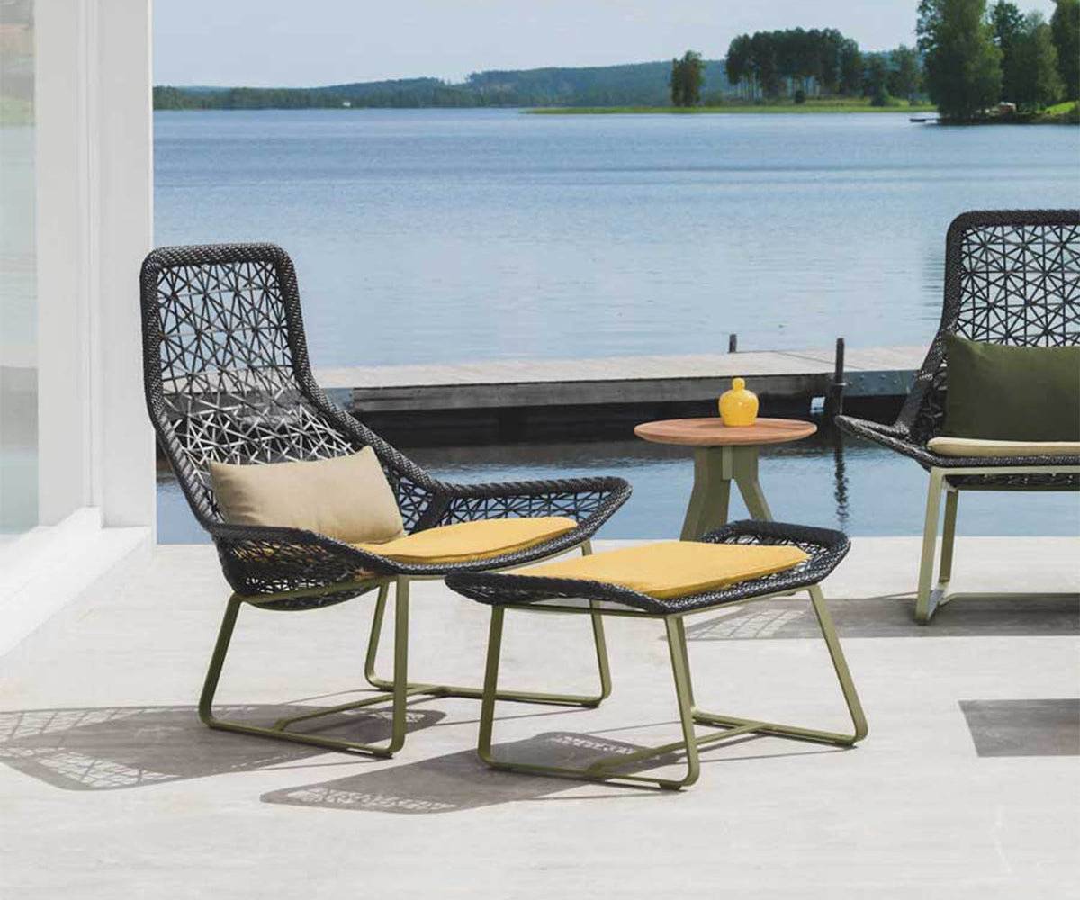 Maia Relax Chair Kettal