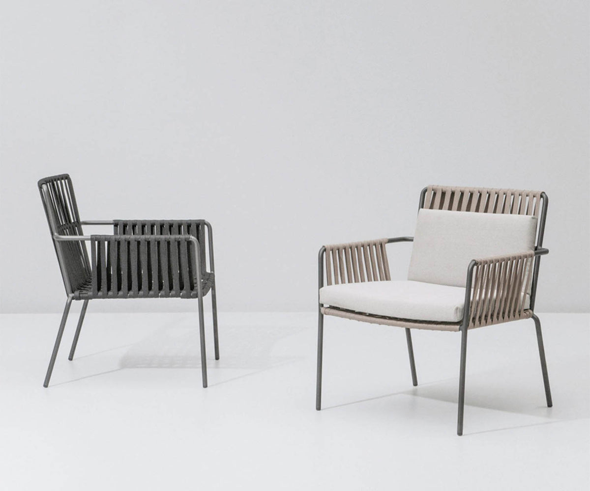 Net Club Armchair Kettal