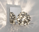 Orten'zia, Petals of Light Wall Sconce